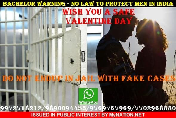 BACHELOR WARNING ON VALENTINE DAY 2020