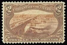 $2.00 Trans-Mississippi,