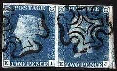 Great Britain – The Two Penny Blue