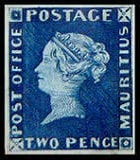 "Mauritius ""Post Office"" stamp"