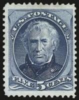 1879 5c Zachary Taylor,