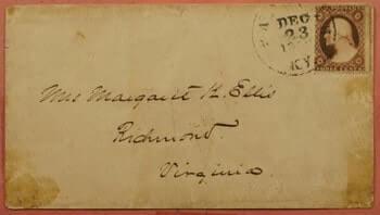 USA - 1850, PADUCAH KY