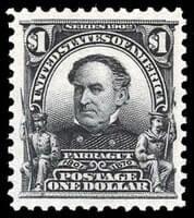USA - 1903, $1 black