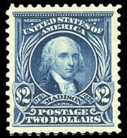 USA - 1903, $2 dark blue