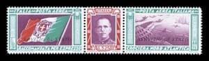 ITALY - 1933, 5.25L+44.75L Balbo North Transatlantic Flight