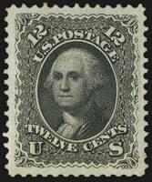 12c Washington Black re-issue