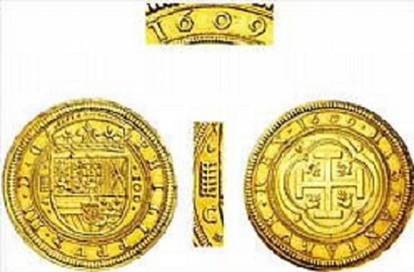 Spanish Segovia Coin