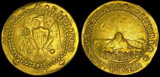 1787 Brasher doubloons